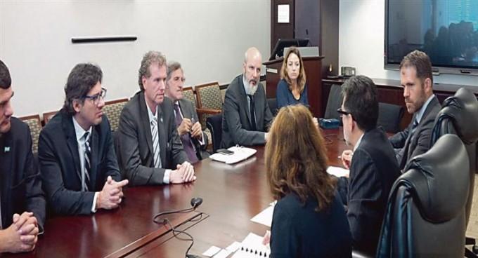 Garavano no trae buenas noticias de Washington sobre Odebrecht
