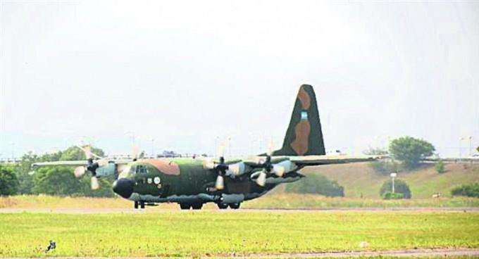 Macri corta cinta de Hércules modernizado para la Fuerza Aérea