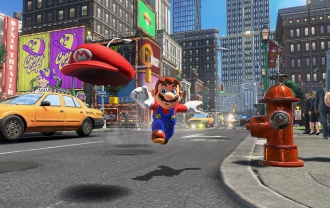 Super Mario Odyssey, la gran apuesta de Nintendo Switch