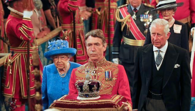 La reina Isabel II abrió el año parlamentario con un discurso centrado en el Brexit