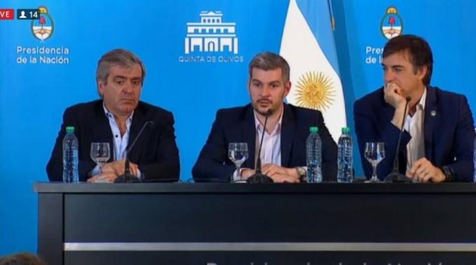 Peña anunció que los ministros que serán candidatos renunciarán para hacer campaña