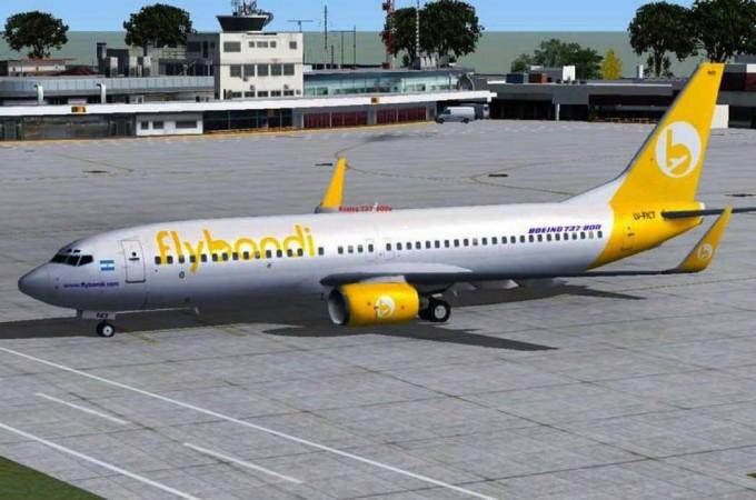 El Gobierno habilitó a Flybondi a explotar 85 rutas aéreas por 15 años
