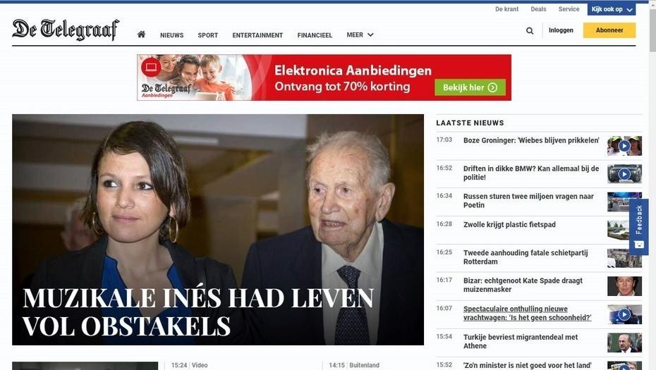 Así reflejaron los medios holandeses la muerte de la hermana de Máxima
