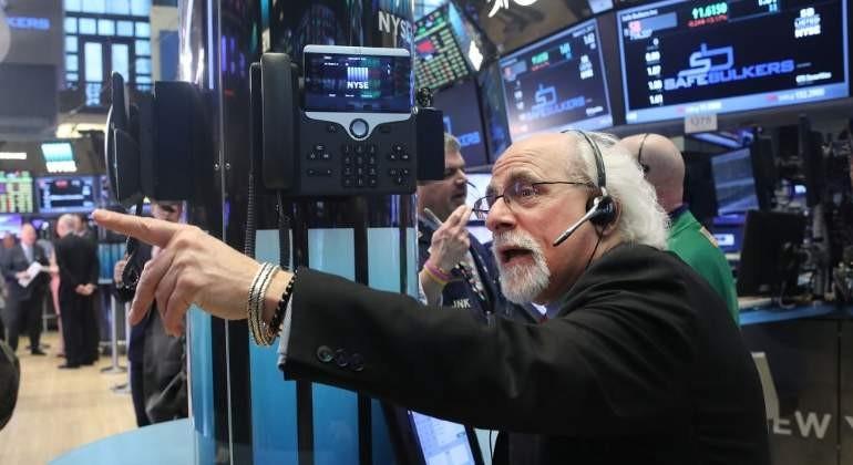 Wall Street rubrica una semana de subidas