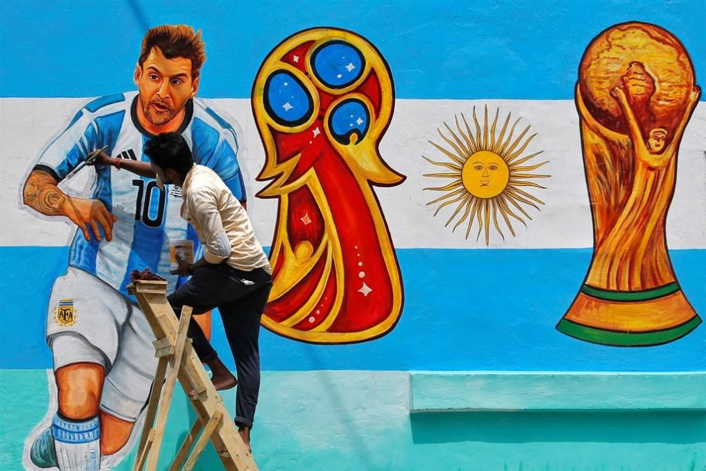 La Copa del Mundo aranca con Rusia-Arabia Saudí