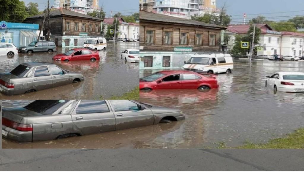 Se inundó la ciudad rusa donde la Selección jugará contra Croacia