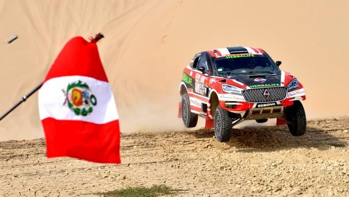 Perú también podría bajarse del Dakar