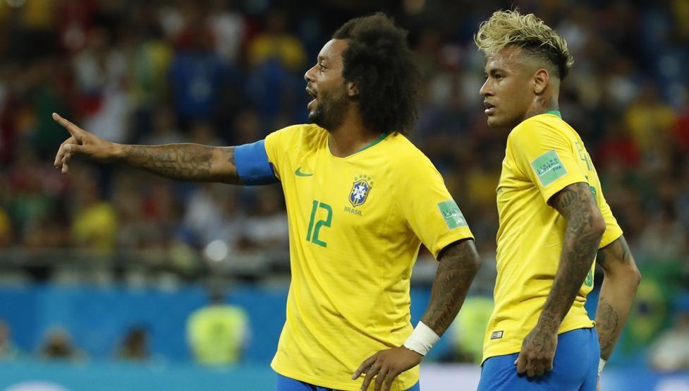 Brasil enfrenta a Costa Rica por el Grupo E