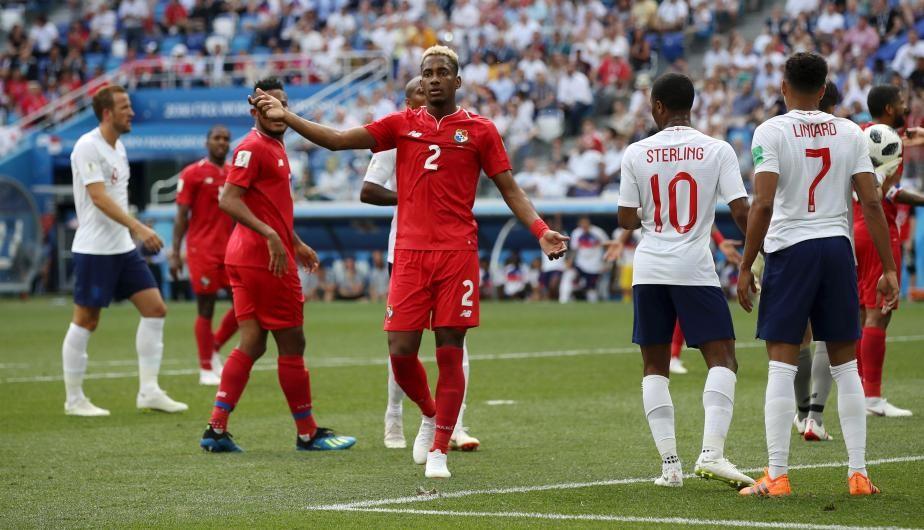 Inglaterra goleo a Panamá