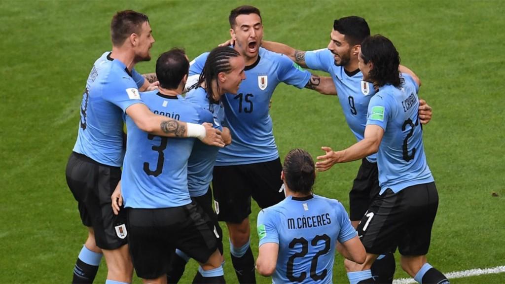 La Uruguay de Luis Suárez, rival de Portugal y Cristiano Ronaldo en octavos