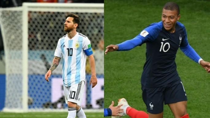 Argentina tiene historial favorable con Francia en mundiales