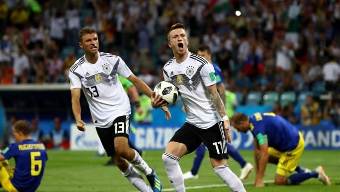 Alemania perdió con Corea del Sur y se despidió