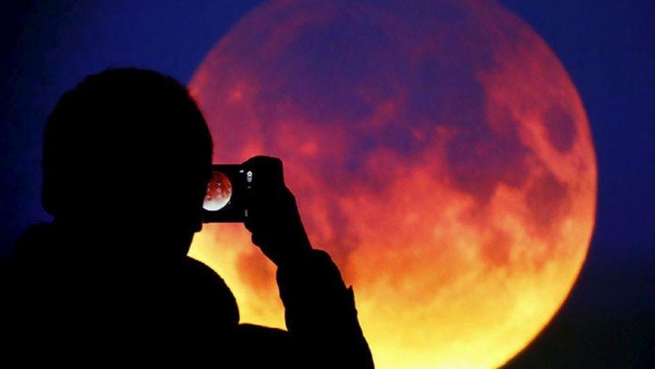 Llega el eclipse lunar más largo del siglo XXI