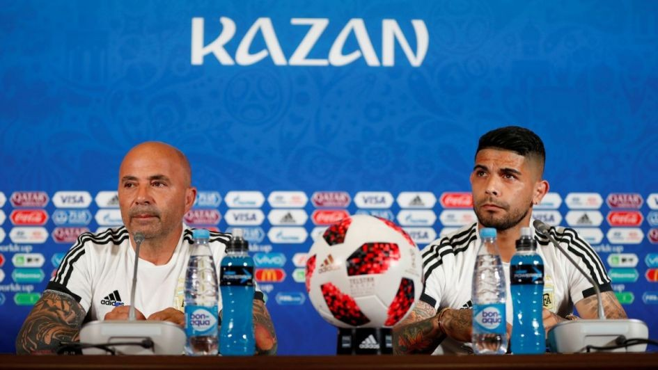 Sampaoli: Será una Selección con mucho corazón para enfrentar a Francia