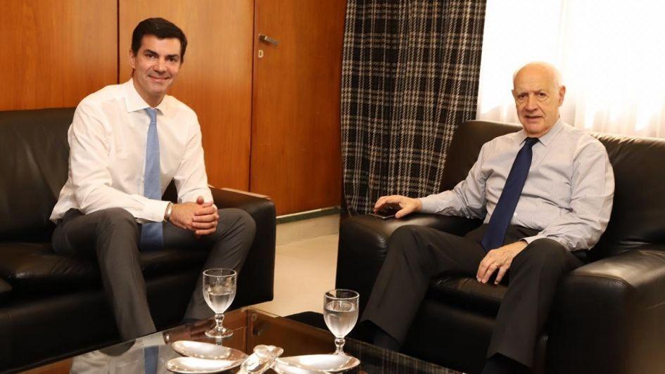 Lavagna y Urtubey irán juntos en una fórmula presidencial