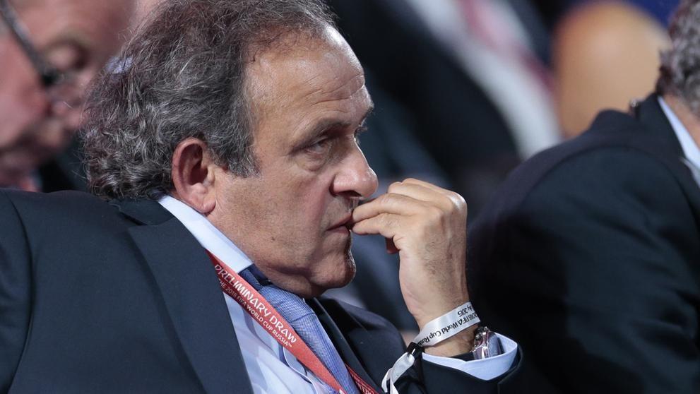 Platini, detenido por la adjudicación del Mundial 2022 a Qatar
