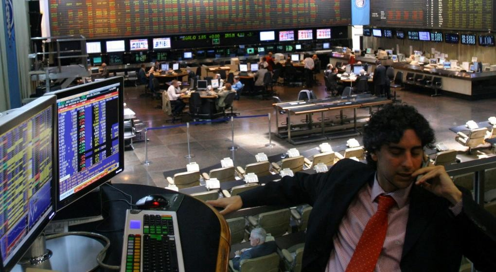 La Bolsa Argentina cerro en positivo