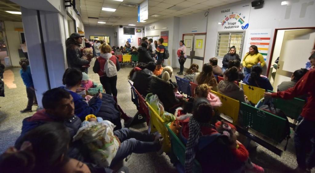 Cuatro niños murieron por enfermedades respiratorias