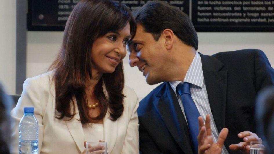 Cristina y Massa sellaron su reencuentro político