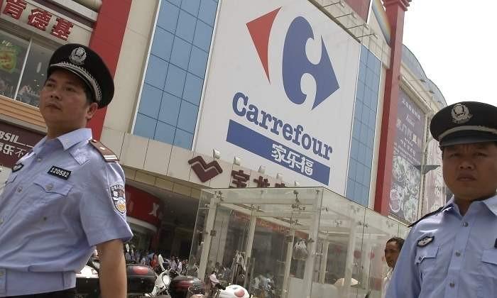 Carrefour vende el 80% de su filial en China a Suning.com