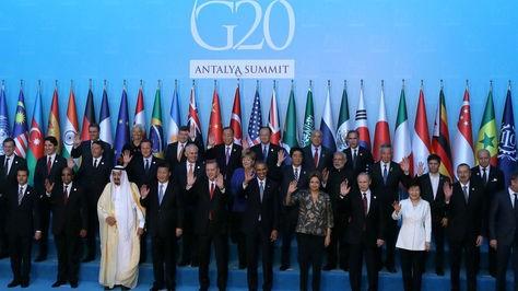 G-20 inicio en medio de tensión y de desacuerdos