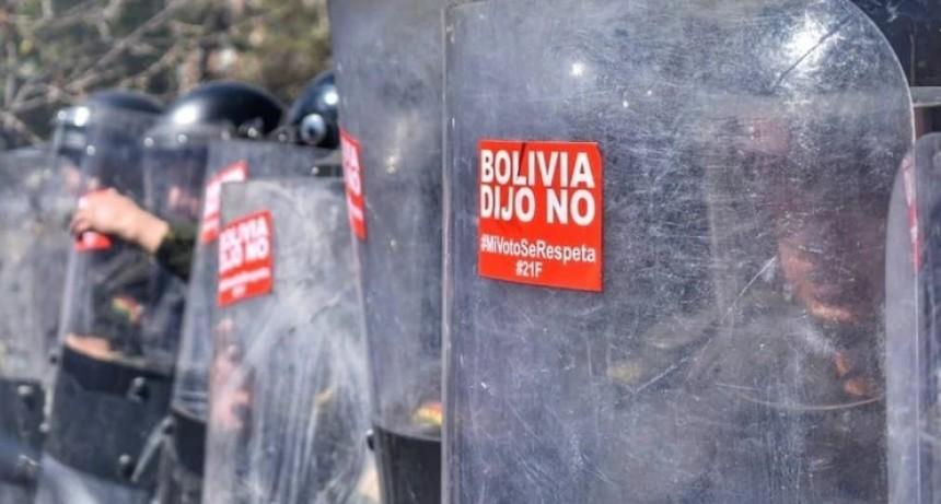 La oposición quiere frenar la candidatura de Evo Morales