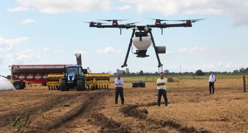 El GPS e imágenes satelitales revoluciona el agro