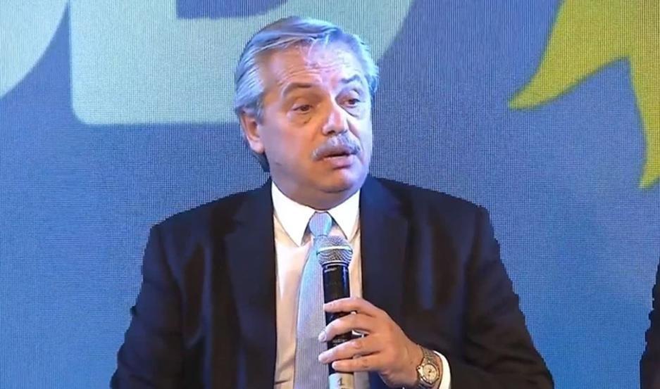 Fernández: No está en la cabeza de ninguno de nosotros andar expropiando empresas
