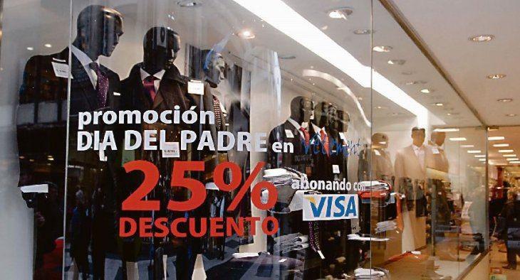 Los bancos ofrecen descuentos de hasta el 40% en el Día del Padre
