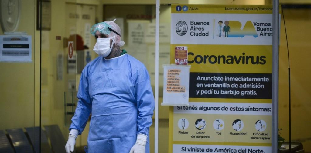Argentina hubo 12 muertos y superó los 40 mil casos de coronavirus