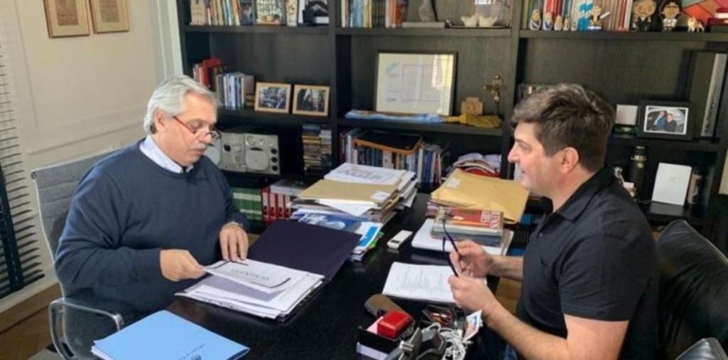 Fernández archiva por ahora el proyecto de expropiación de Vicentin