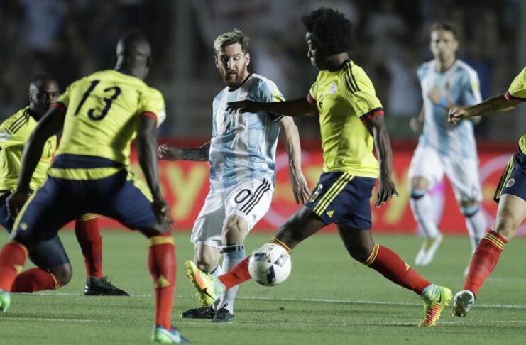 FIFA ratificó las Eliminatorias de Conmebol para septiembre