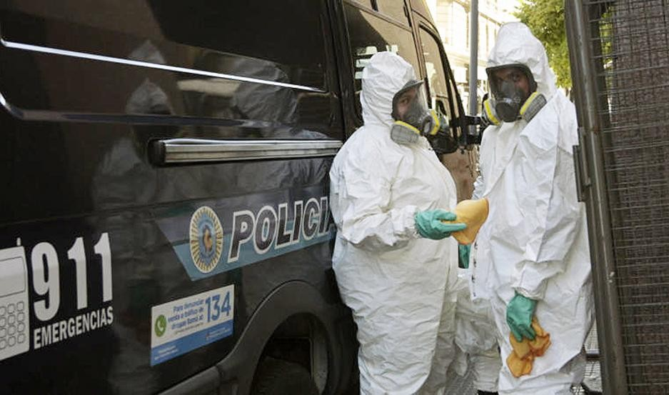 Argentina informa  35.355 nuevos contagios de coronavirus