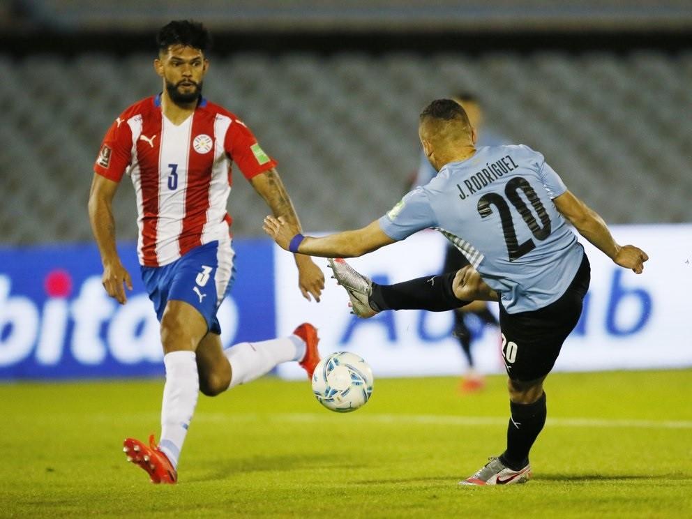 Uruguay recibe a Paraguay En vivo