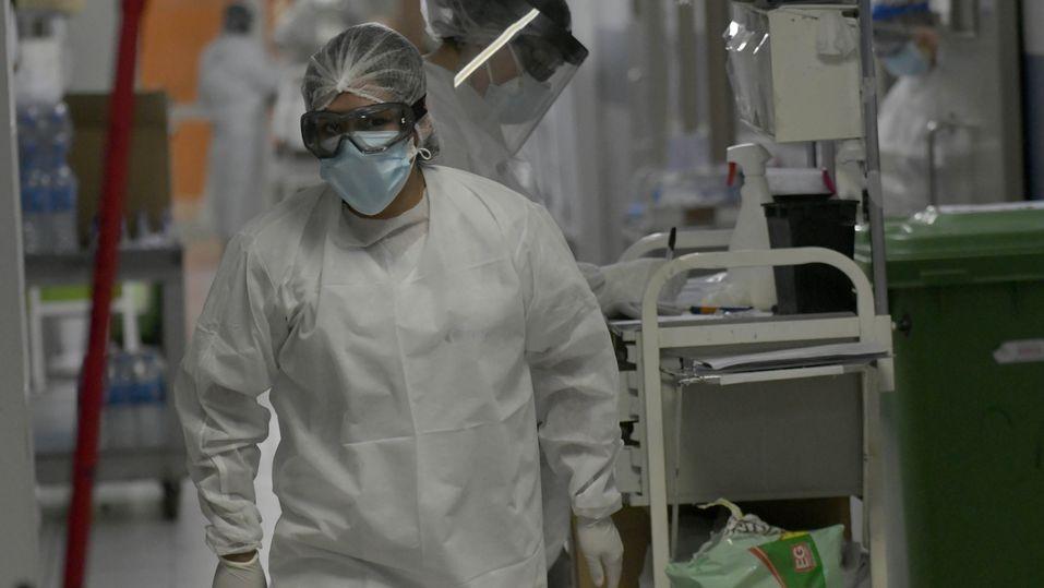 Argentina un total de 553 muertes y 32.291 nuevos casos en 24 horas