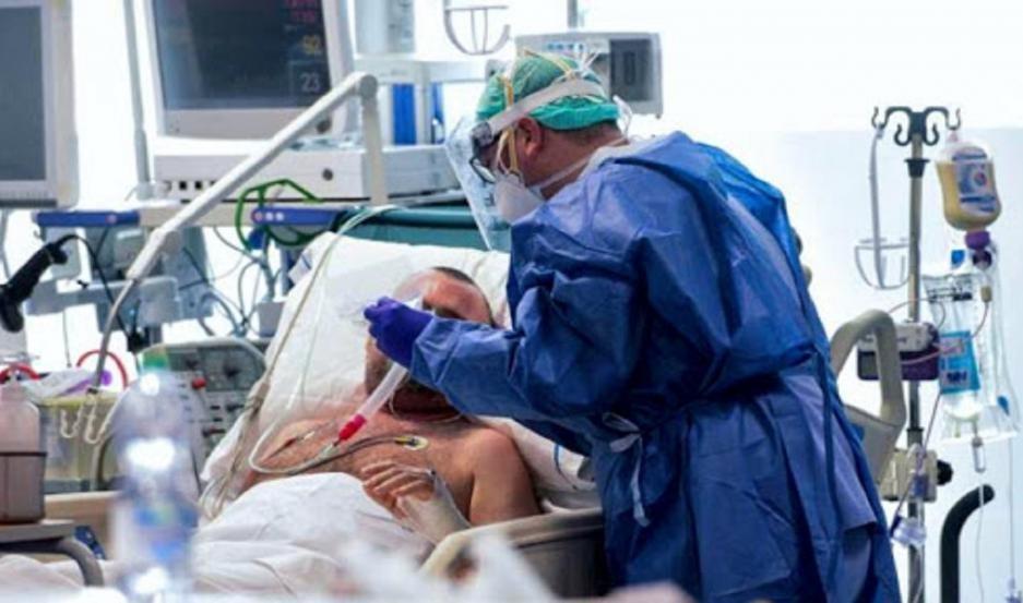 Argentina reportó 733 muertes y 22.195 contagios en las últimas 24 horas