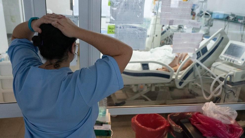 Argentina: Hubo 607 muertes y 29.757 contagios