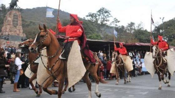 Salta postergó el desfile en homenaje a Martín Miguel de Güemes