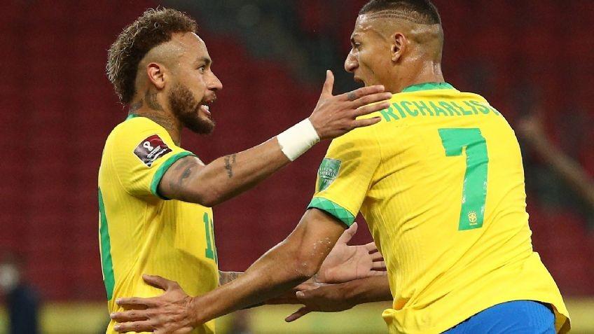Copa América en Brasil con dos partidos: hora y TV