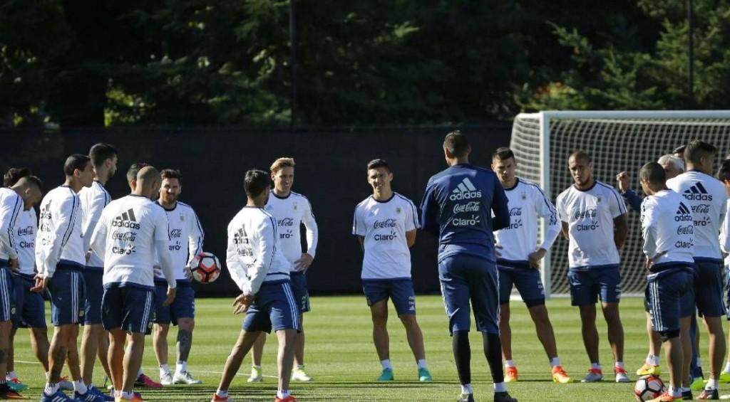 Argentina enfrentarà a Chile por eliminatorias Copa América