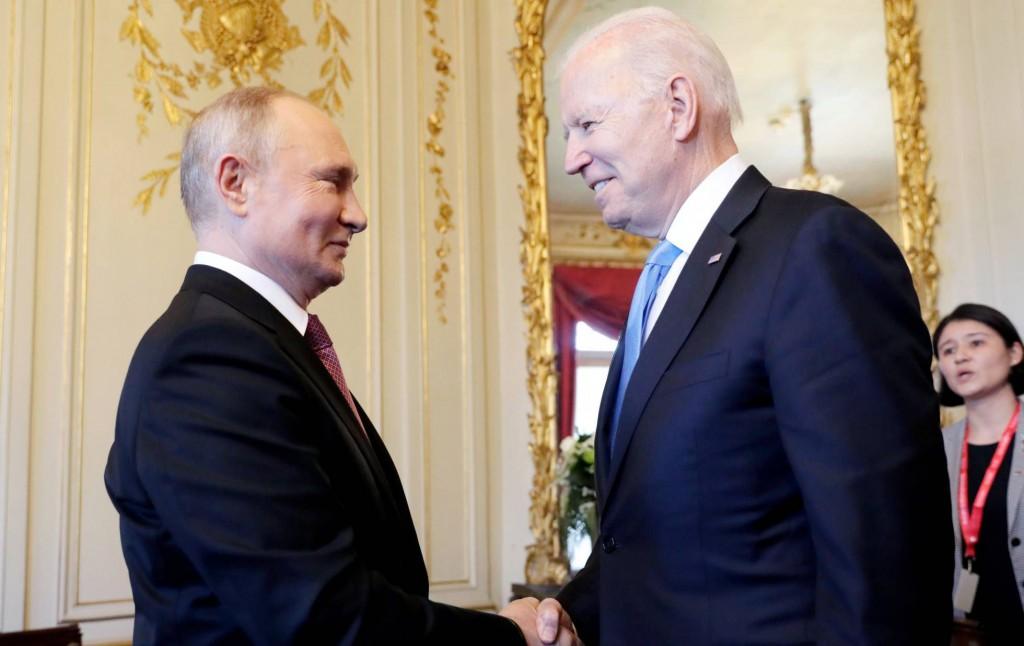 Biden y Putin acuerdan colaborar y buscar 'terreno común'