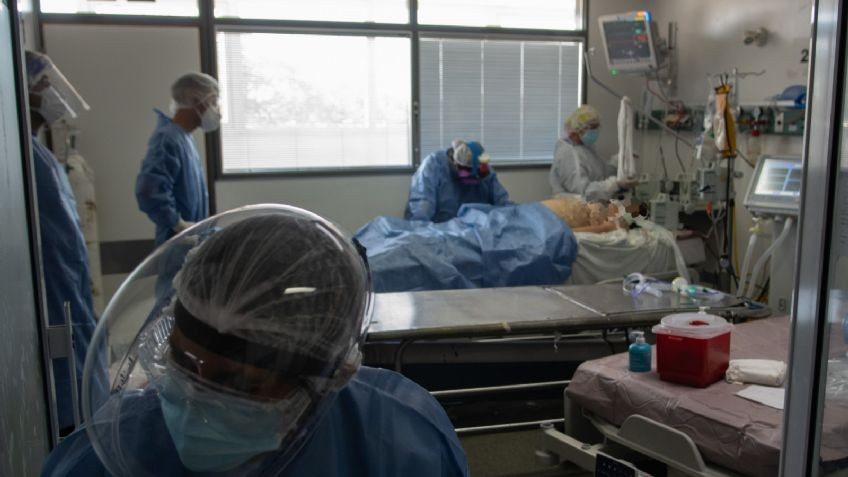 Argentina: Confirman 648 muertes, y 25.878 nuevos contagios