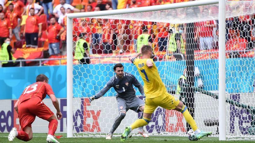 Ucrania y Macedonia buscan su primer triunfo en la Eurocopa