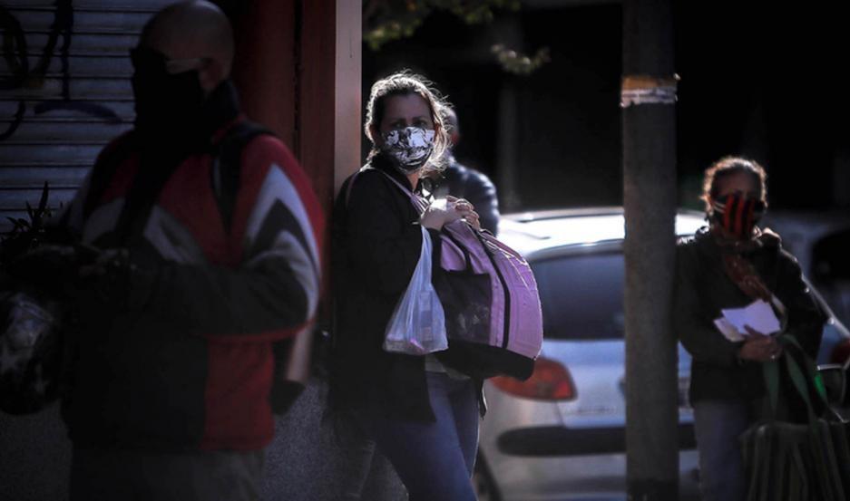 Argentina: 20.363 contagios y 465 muertes en las últimas 24 horas