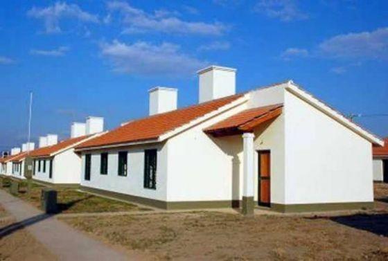 Se construirán casas en Cerrillos con inversión nacional