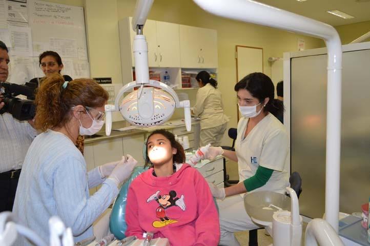 El hospital Materno Infantil concursan función jerárquica en Odontologìa