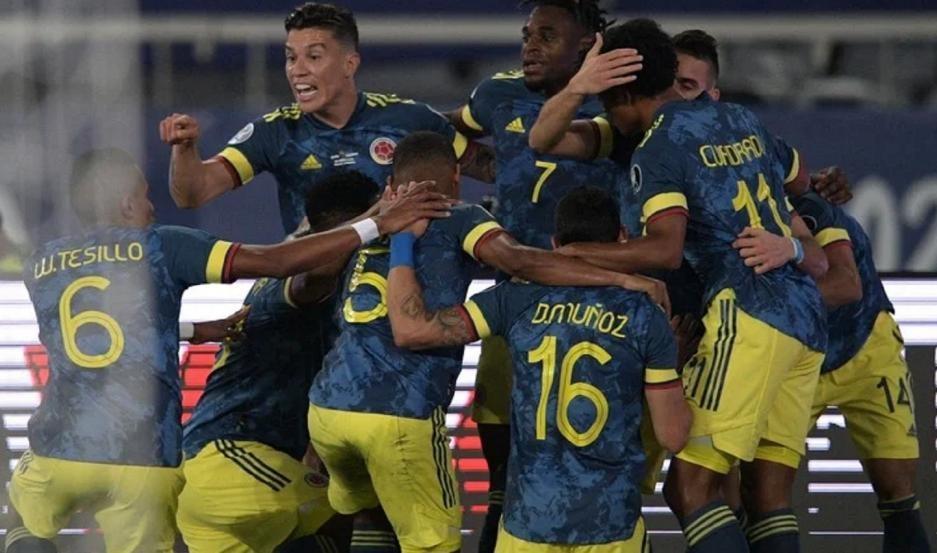 Colombia sorprende a Brasil y le gana por 1 a 0 EN VIVO