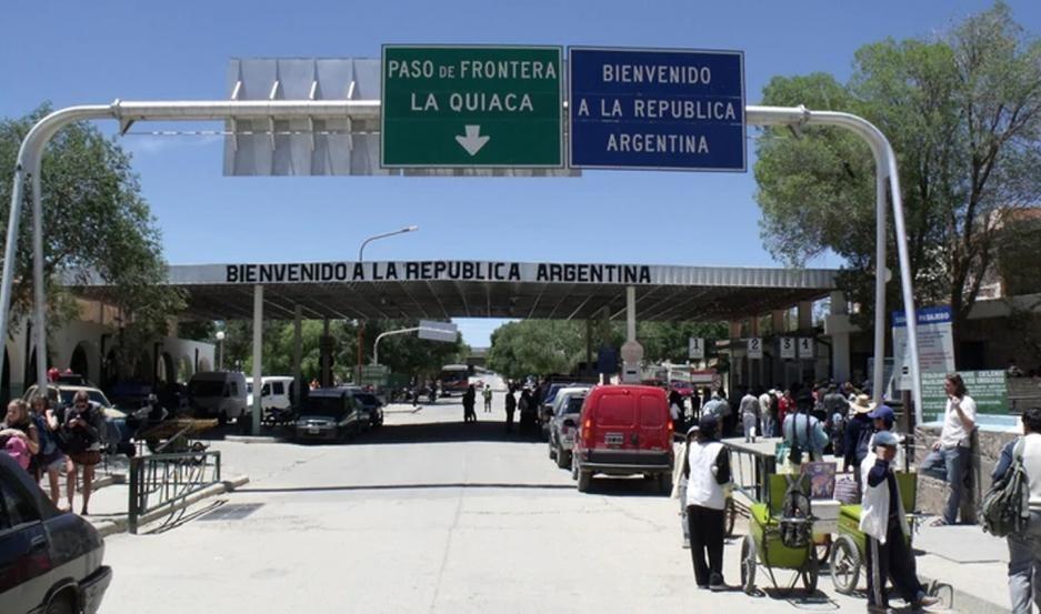 La frontera formal  de la Quica cerrada hay descontrol sanitario y crece el contrabando