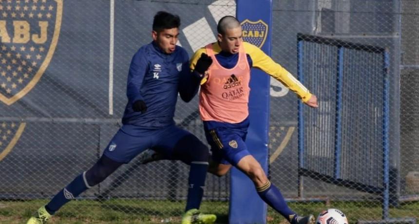 Boca le ganó a Atlético Tucumán su primer amistoso