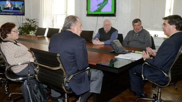 Cómo fue la reunión del Gobierno con la CTA